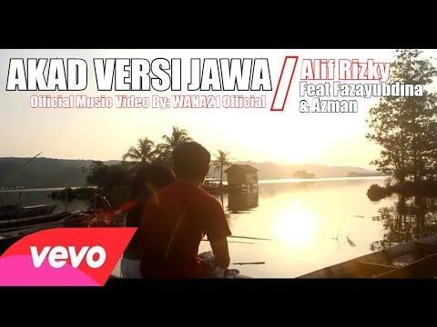 Akad - Payung Teduh Versi Jawa - Alif Rizky Feat Fazayubdina & Azman (Official Music Video) #WANA21
