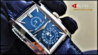 Patek Philippe Gondolo 5200G 001 оригинальные часы обзор(Patek Philippe Gondolo 5200G 001 Обзор оригинальных часов Патек Филип.