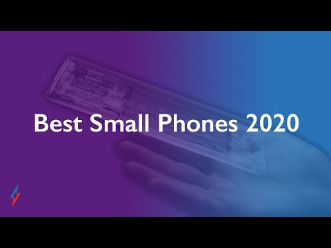 The Right Small Smartphone For You | Best Small Phones 2020