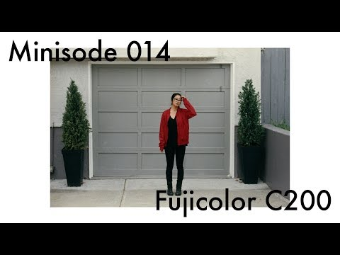 Minisode 014: Fujicolor C200