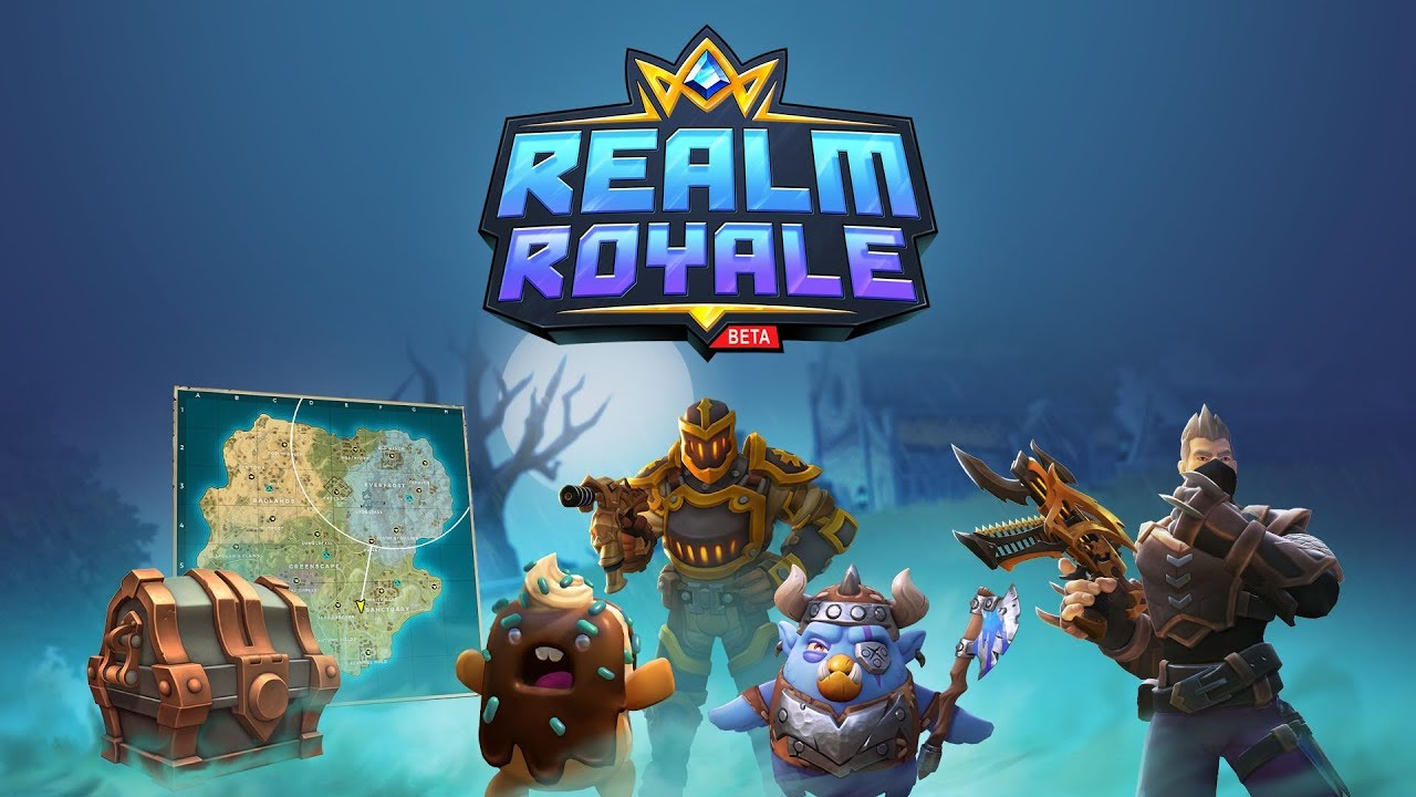 Realm Royale Enables PC-Xbox One Cross-Play and Cross-Progression