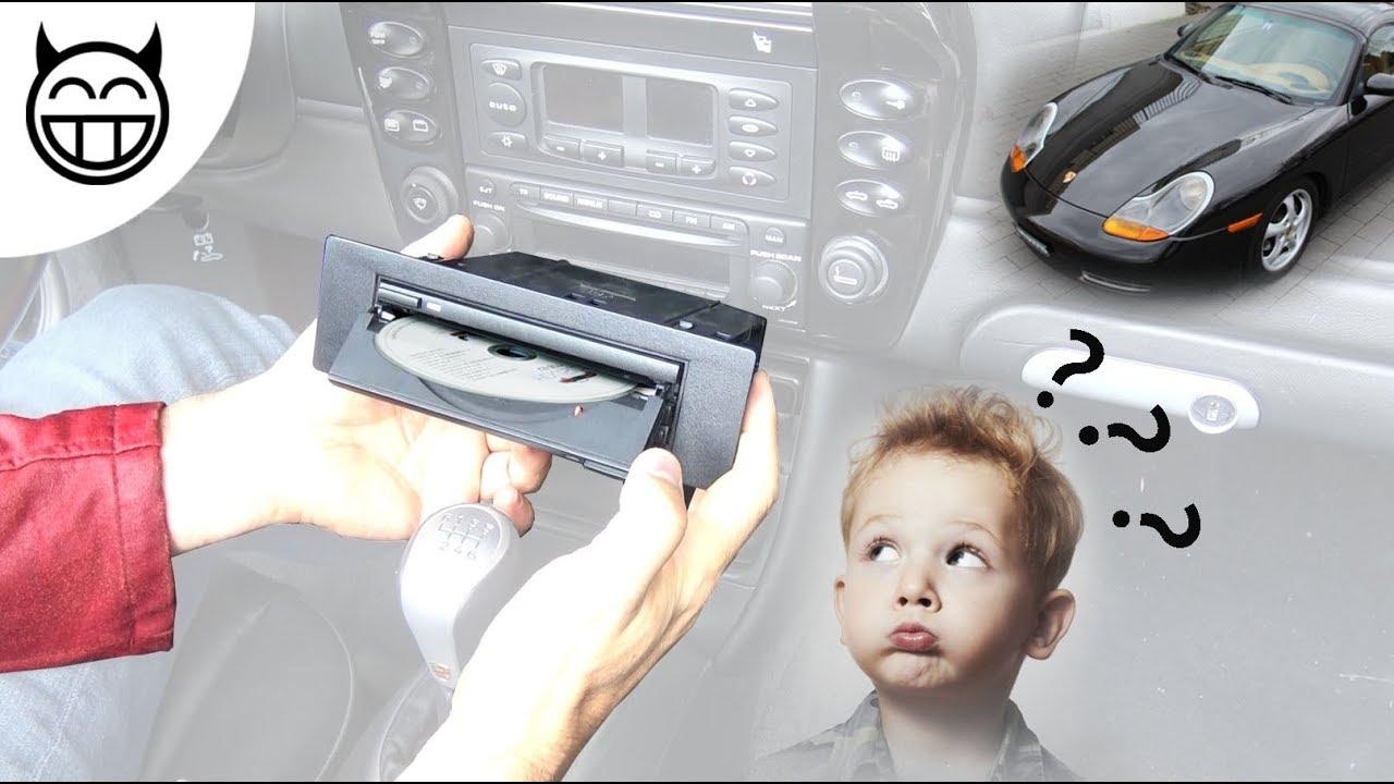🛠 Distributeur de CD comment l'installer - Tuto Boxster 986 et Porsche 996