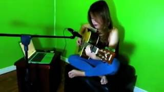 FILIPINO SINGER WITH GOLDEN VOICE (Stuck on You) by Klarisse de Guzman
