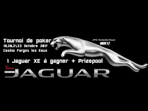 Tournoi poker jaguar forges les eaux connecticut poker online