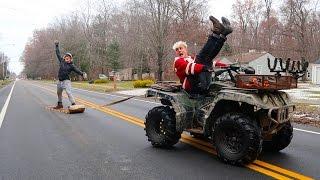 WE HAD A DANGEROUS CHRISTMAS