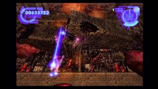 "Ps2 Silpheed - 版のみ「SILPHEED THE LOST PLANET」""playing till death"" o_O (YPbPr)"