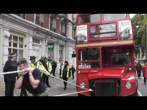 The Big Bus Pull for Veterans Aid Charity - Make It Happen