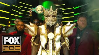 watch-deontay-wilder-s-epic-entrance-before-his-knockout-win-in-wilder-ortiz-ii-pbc-on-fox