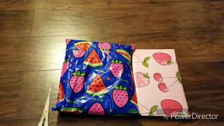 What did I buy aka exo stickers! Video