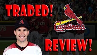 Goldschmidt Traded to The Cardinals Review