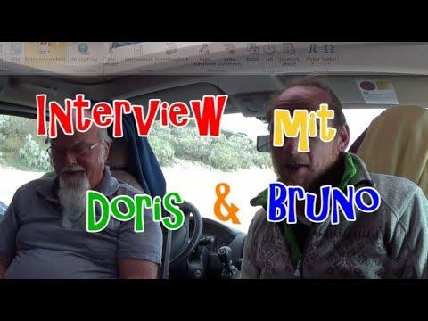 Interview mit Schweizer Camper, die in Deutschland lebten und nun in Italien sind.