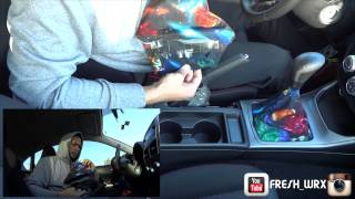How To Make Your Own Diy Shift Boot And Ebrake Boot