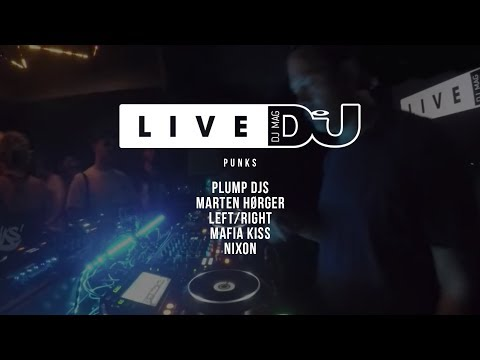 DJ Mag Live Presents Punks Music Glastonbury Warm Up (DJ Set
