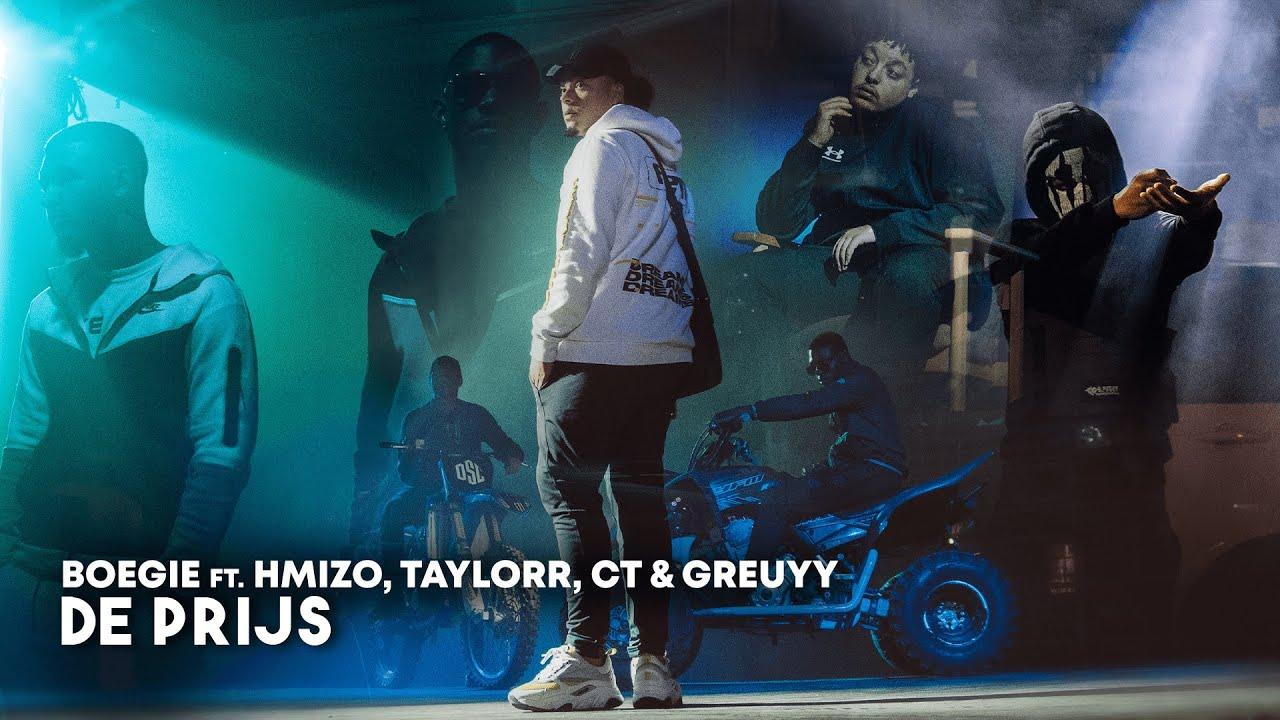 Download Boegie ft. Hmizo, Taylorr, CT & GREUYY - De Prijs  (Prod. Teekay)