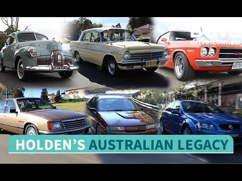 Holden's Australian History | Drive.com.au