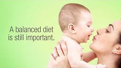 Breastfeeding: Maintaining a Nutritious Diet