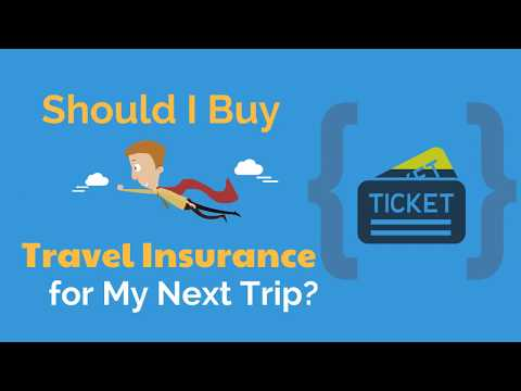 Do You Need Visitor, Emergency Travel Or Trip Insurance? Let's Find Out! ⭕️ ✈️ ⭕️