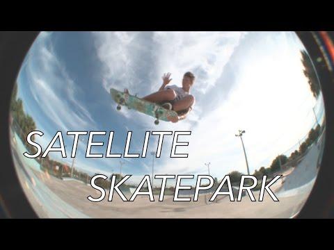 Adam Tyler | Chris Hatten - Satellite Skatepark