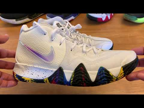 Nike Kyrie 4 - NCAA March Madness