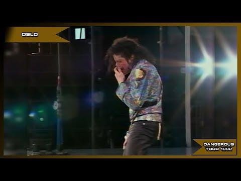 Michael Jackson - Jam - Live Oslo 1992 - HD