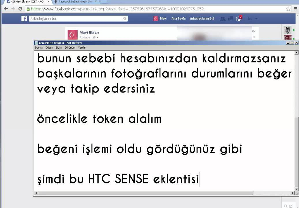 Facebook takip ayarları (Resimli anlatım)