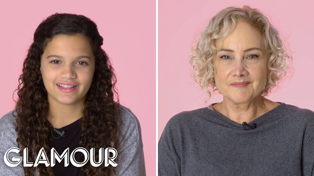 70 Women Ages 5-75 Answer: What Makes You Beautiful? | Glamour