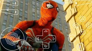 Spider Man 2 Game For Android Only 30MB With Gameplay