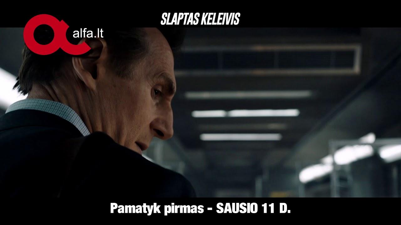 Speciali ALFA.lt premjera - SLAPTAS KELEIVIS