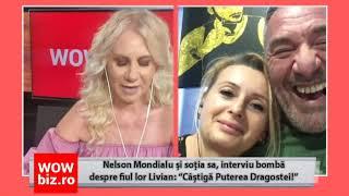 Nelson Mondialu si sotia lui, Liana, interviu WOW despre fiul lor Livian!