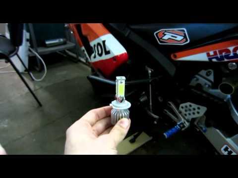 Светодиодные лампы для автомобилей Led 2S (up to 30W 3600lm) - YouTube