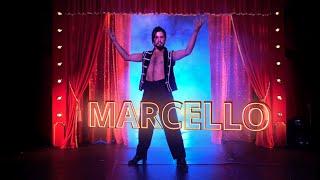 Portrait d'artiste #5 Marcello - Bolas argentines