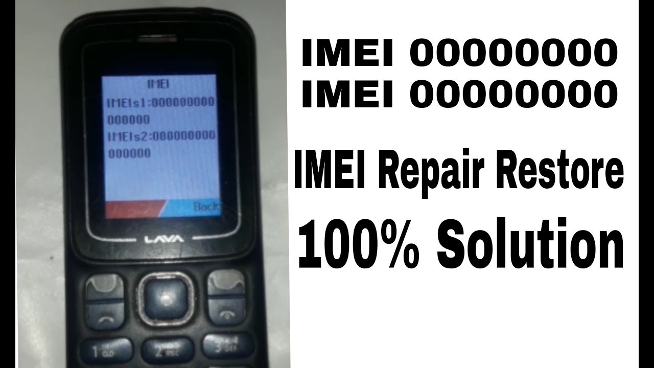 LAVA KKT07+ KEYPAD MOBILE IMEI Repair restore done by IMEI&SN WRITE TOOL  V1 5 3