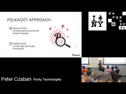 New York City Ethereum Meetup | Peter Czaban, Parity Technologies