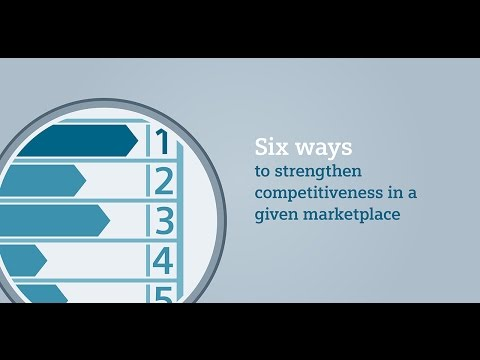 6 Strategies: Competitiveness In Healthcare