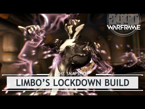 Warframe: Limbo's Overextended Lockdown Build [thesnapshot]