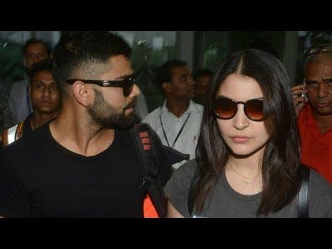 Video: Virat Kohli and Anushka Sharma spotted shopping in Cape Town