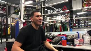 Pita REVEALS what Big G was yelling during the fight - esnews