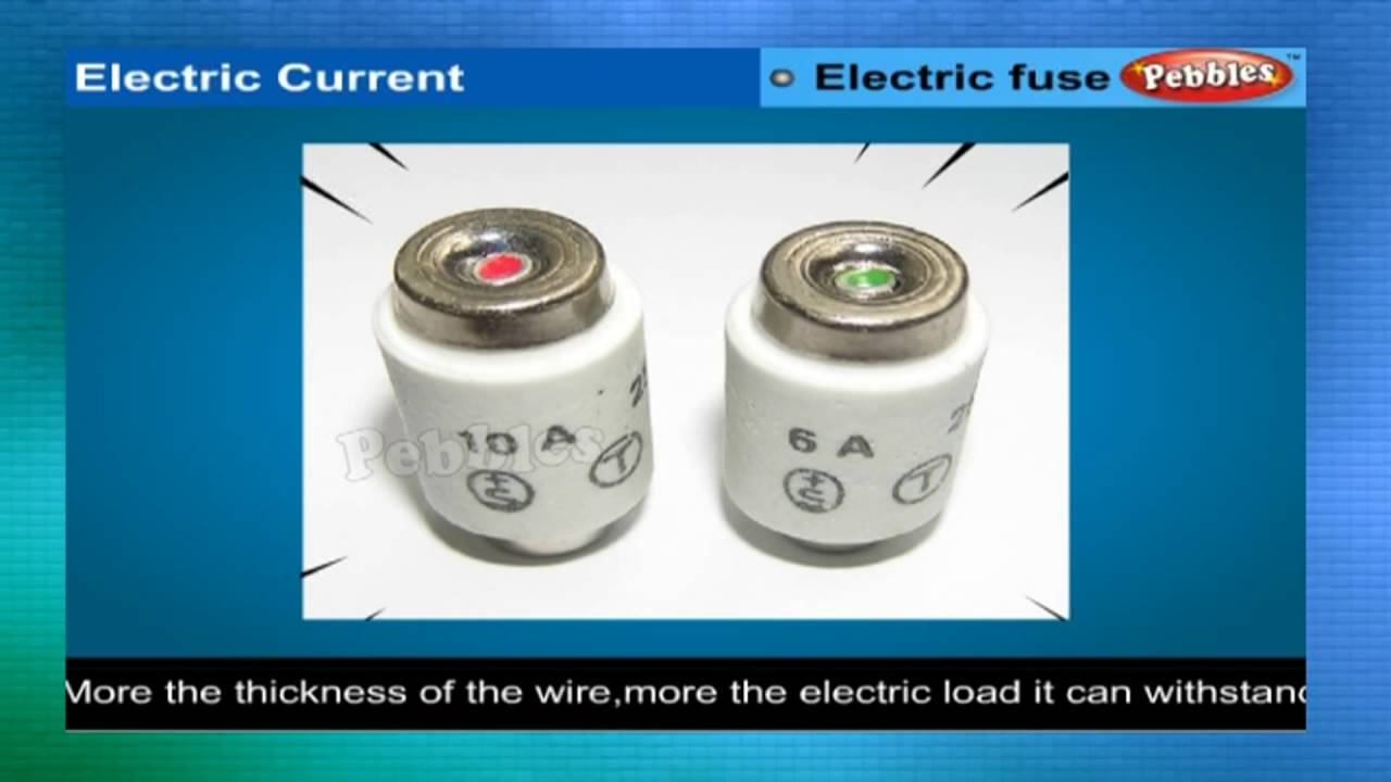 Cbse 7th Physics | Electric current and its effects | NCERT | CBSE ...