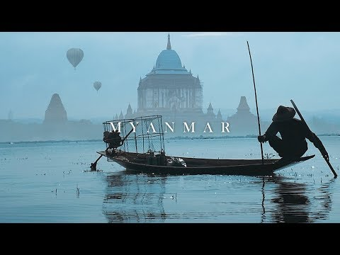 Myanmar (Burma) - Cinematic