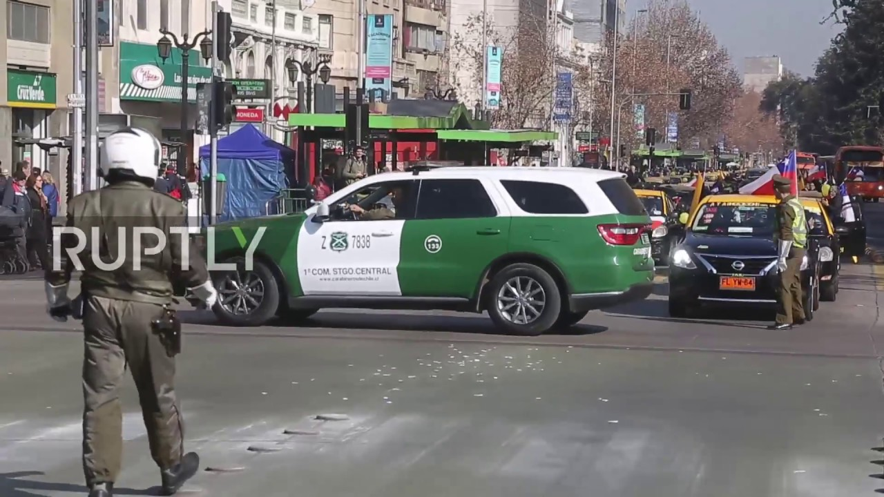 tip taxi drivers in chile