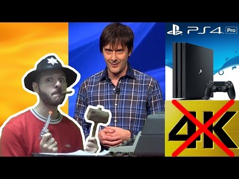 ¡¡¡CERNY DEJA EN RIDÍCULO SU PS4 PRO POR ACUSAR A SCORPIO!!! - Sasel - Español - Noticias - Sony 4K