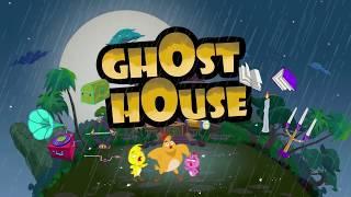 Eena Meena Deeka | Ghost House | Funny Cartoon Compilation | Cartoons for Children