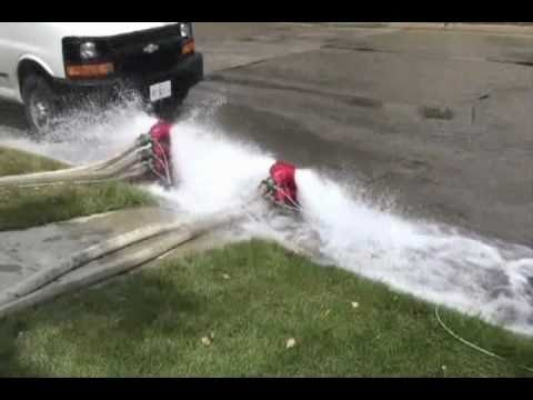 Flow Testing With The Little Hose Monster Youtube