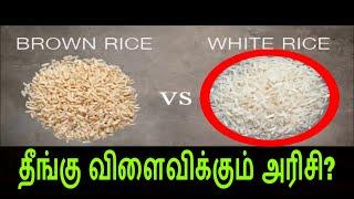 தீங்கு விளைவிக்கும் அரிசி எது | Rice health tips in Tamil