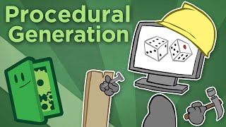 Procedural Generation - How Games Create Infinite Worlds - Extra Credits