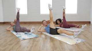 5-Minute Flat Belly Abs Workout with Jake DuPree