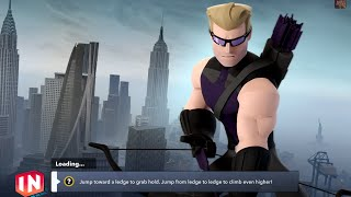 Disney Infinity 2.0 Marvel Superheroes – Hawkeye in the Avengers Tower Mission