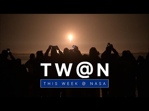 The Release of NASAs Budget Request on This Week @NASA  May 28, 2021