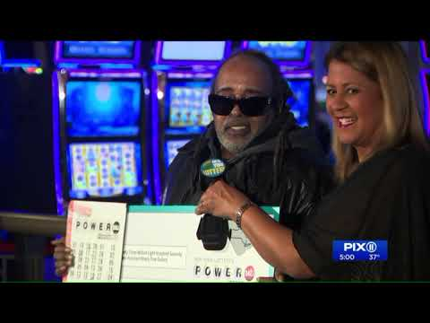 Harlem man is largest lottery jackpot winner in New York state history