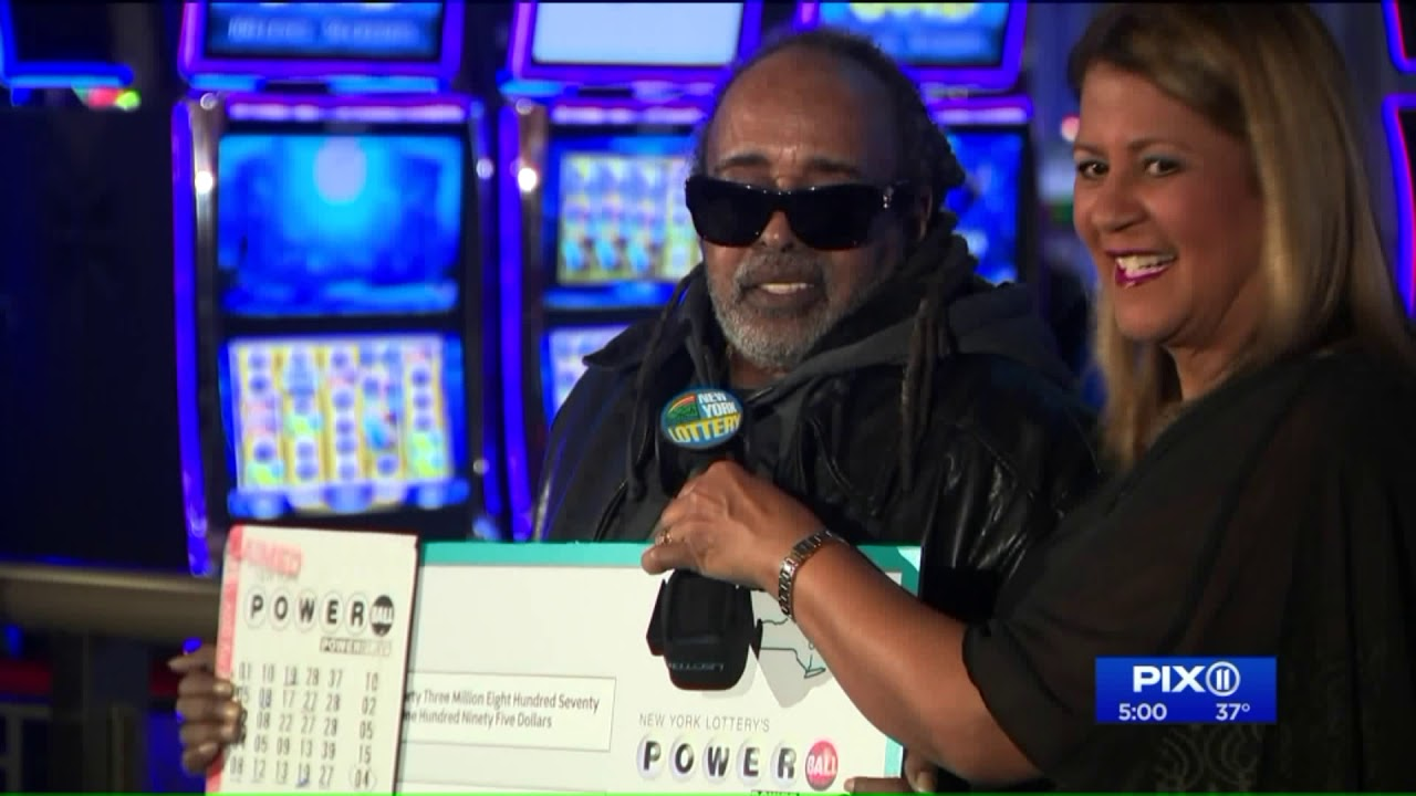 Harlem Man Is Largest Lottery Jackpot Winner In New York State History Youtube